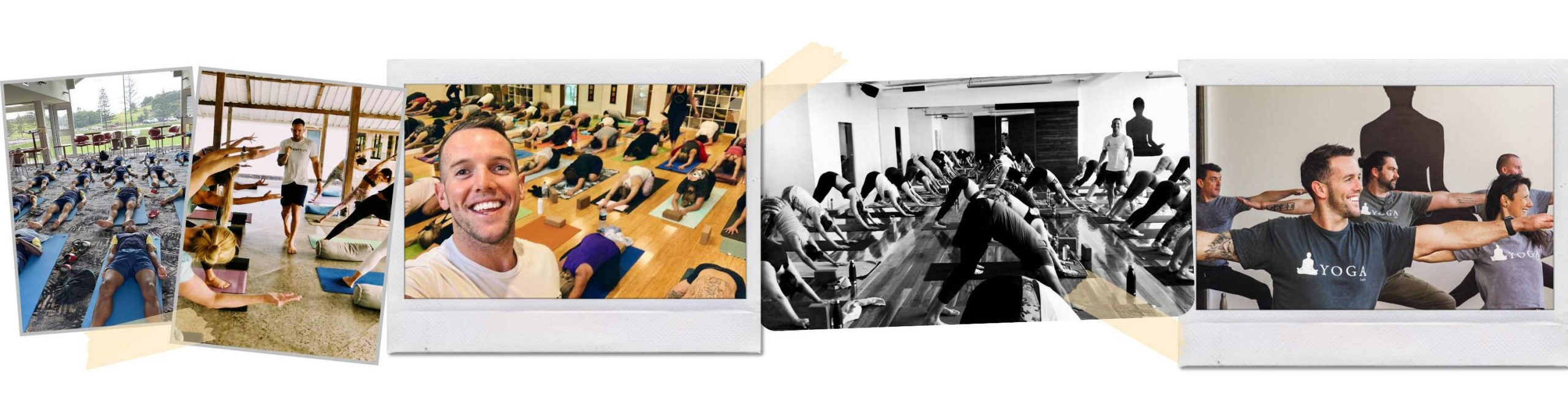 Giving back to Community through yoga